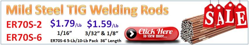 TIG_Welding_Mild_Steel_Rods