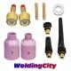 Torch 17/18/26 Large Gas Lens Setup Accessory Kit (TAK17)