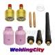 Torch 9/20/25 Large Gas Lens Setup Accessory Kit (TAK45)