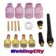 Torch 17/18/26 Large Gas Lens Setup Accessory Kit (TAK7)