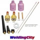 Torch 17/18/26 Large Gas Lens Setup Accessory Kit (TAK16)