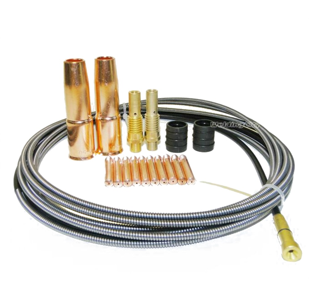 """Lincoln Welder Parts - 0.023"""" Wire MIG Accessory Kit for ..."""