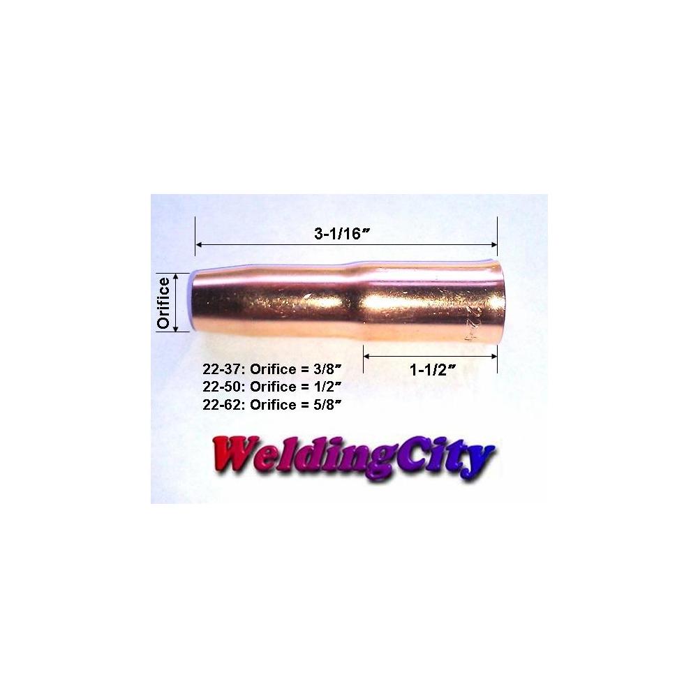 Slip-on Gas Nozzle