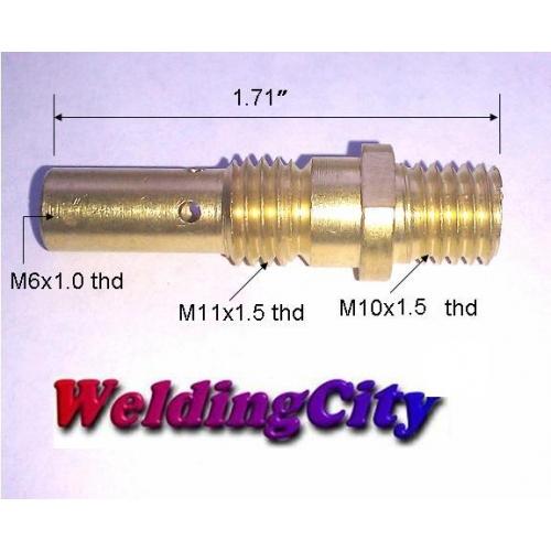 Tweco Lincoln MIG Welding Gun Gas Diffuser 51