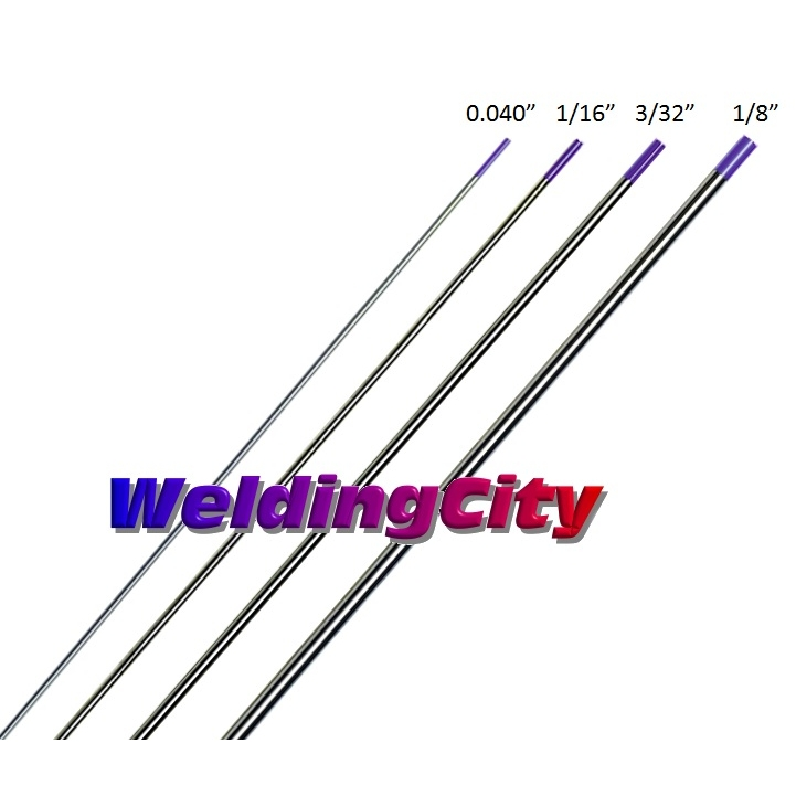 """Green Pure TIG Welding Tungsten Electrodes 1//16"""" Free Shipping"""